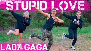 Download Lagu Lady Gaga - Stupid Love Caleb Marshall Dance Workout Move MP3