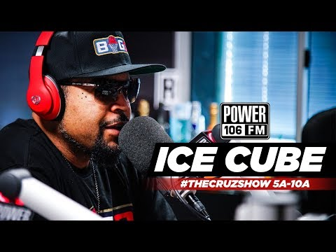 Ice Cube On Allen Iverson Suspension, 'Last Friday' Confirmed, Big 3 Details, And More!