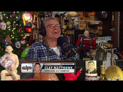 Packers LB Clay Matthews on The Dan Patrick Show   Full Interview   12/8/17