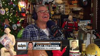 Packers LB Clay Matthews on The Dan Patrick Show | Full Interview | 12/8/17