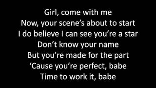 Timeflies - Undress Rehearsal Lyrics
