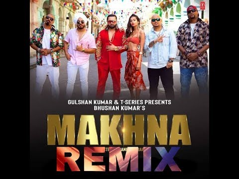 MAKHNA - Yo Yo Honey Singh, Neha Kakkar, Singhsta, Pinaki, Sean and Allistair