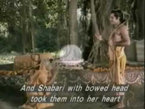 Nine-fold path of Bhakti Yoga (excerpt from the film: Ramayana)