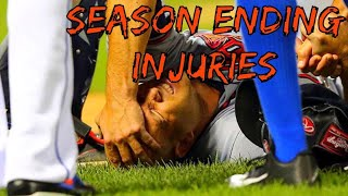 MLB Season Ending Injuries (part 2)