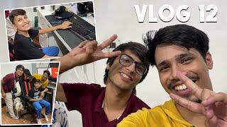 @Sourav Joshi Vlogs Came To My House With Piyush & Sahil 😍