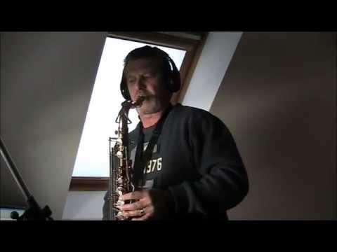 pink panther tenor sax Vojko