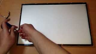 реанимация монитора Samsung или переходим на LED