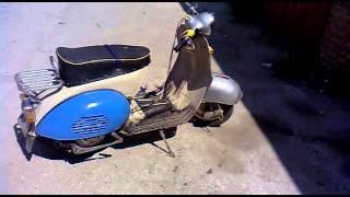 Scooter Vyatka VP-150