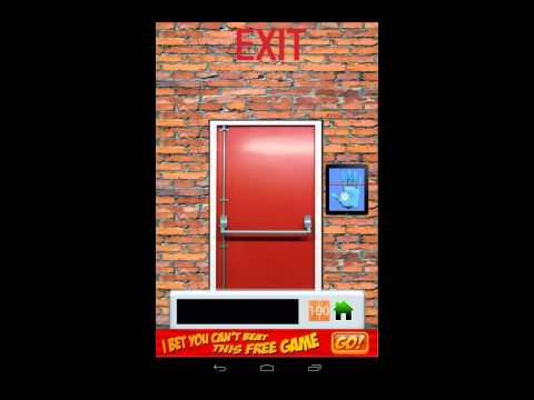 100 Easy Doors - TYCE Level 100 Walkthrough Guide & 100 Easy Doors - TYCE Level 100 Walkthrough Guide - YouTube