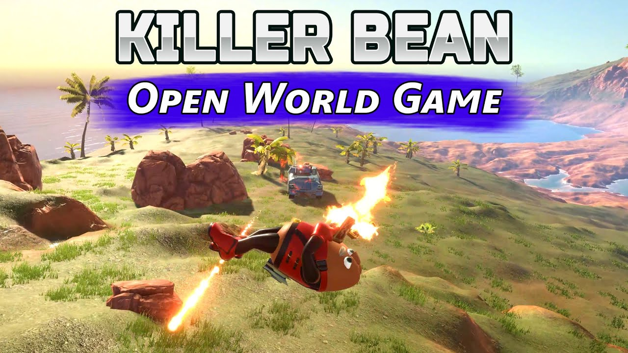 Download Killer Bean - the Open World Game - FIRST LOOK