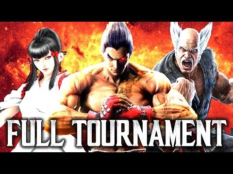 Tekken 7: NB2017 - Full Tournament! [TOP8 + Finals] (FullHD 1080p 60fps)