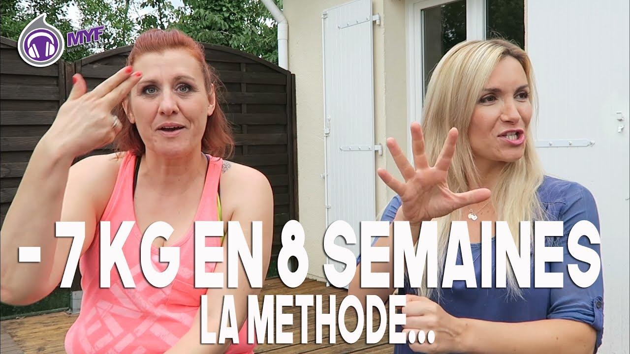 Témoignage Valérie PERTE DE POIDS - 7 KG ! avec T12S - YouTube