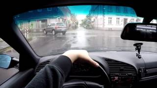 BMW e36 328i Test Drive #HD #POV