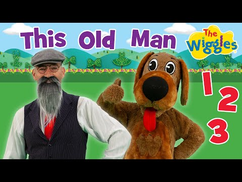 The Wiggles Nursery Rhymes - This Old Man