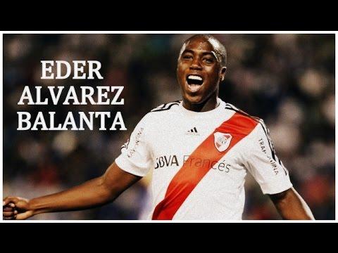 Éder Álvarez Balanta • Goals, Tackles, Skills • River Plate