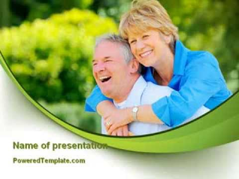 Elderly man and woman powerpoint template by poweredtemplate elderly man and woman powerpoint template by poweredtemplate toneelgroepblik Choice Image