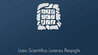 APERINOTE - Liceo Respighi