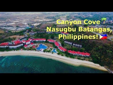 Drone Aerial Videos! Canyon Cove, Nasugbu Batangas Philippines! //Sanchez Fun