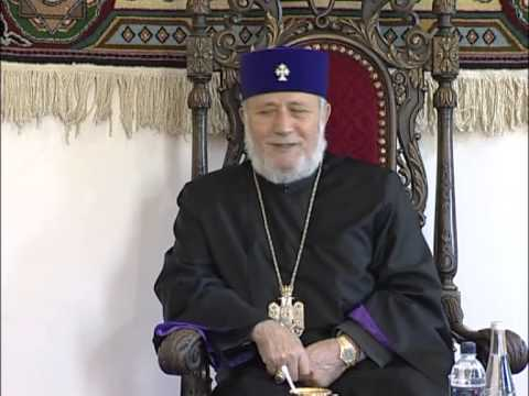 Bulgarian Spiritual Leaders' Visit Mother See of Holy Etchmiadzin