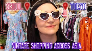 I Went Vintage Shopping Across Asia