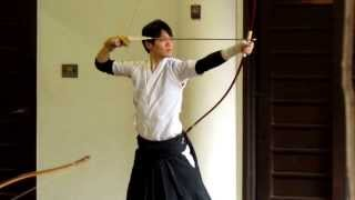 Japanese Martial Arts - Archery ● 弓道 現代武道