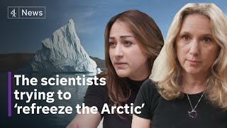 Climate crisis: Could scientists refreeze the Arctic?