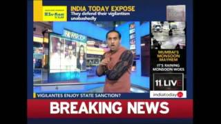 India Today Exclusive: Self-proclaimed Cow Protectors Exposed!