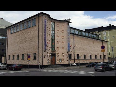 Taidehalli, Art Gallery (Helsinki, Finland)