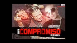 J Balvin Ft Jowel y Randy-Sin compromiso remix letra.