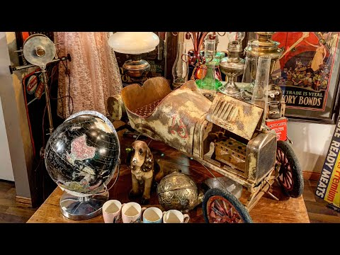 How To Make Money Buying And Selling Antiques And Collectibles!
