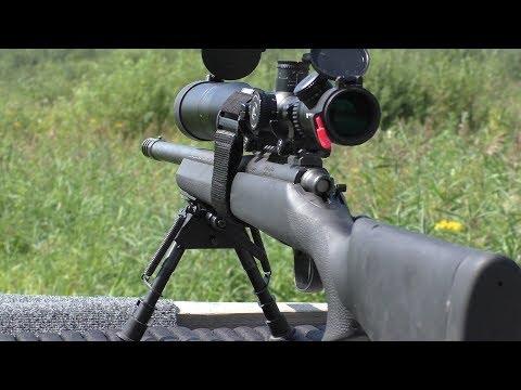 Remington 700 SPS Tactical - Он лучше многих стрелков!!! Розыгрыш ночного прицела!!!