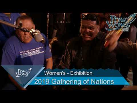 Women's Exhibition - 2019 Gathering of Nations Pow Wow