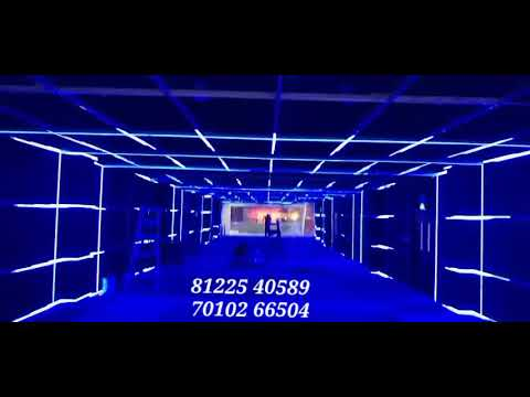 LED Lighting Animation Design Bar Pub Restaurant Hotel Party Hall Indoor Decor India 81225 40589