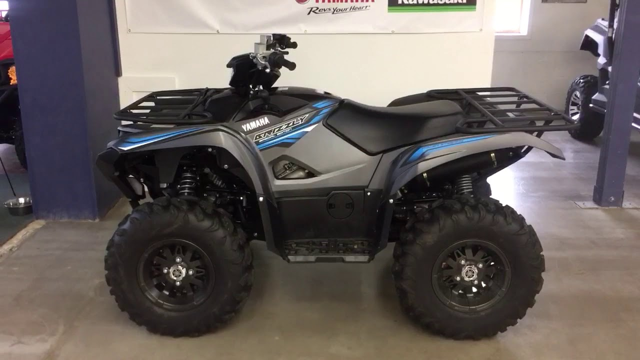 2018 yamaha grizzly se youtube for 2018 yamaha grizzly 700 specs