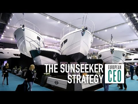 Stewart McIntyre on recession | Sunseeker International | European CEO Videos