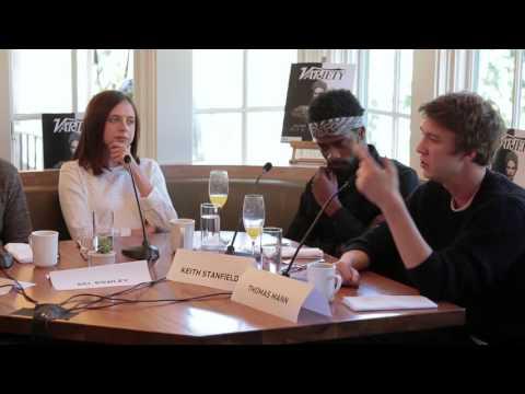 10 Actors to Watch Panel - Hamptons International Film Festival