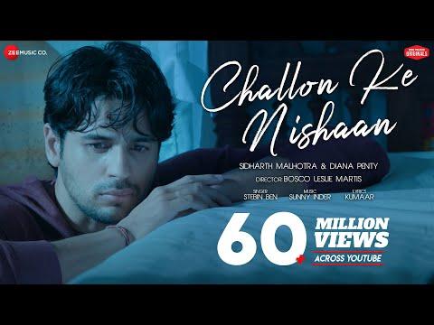 Challon Ke Nishaan - Sidharth Malhotra,Diana Penty|Stebin Ben,Sunny Inder,Kumaar|Zee Music Originals