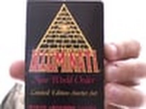 Illuminati Card Game:New World Order, 1994 Limited Edition Set
