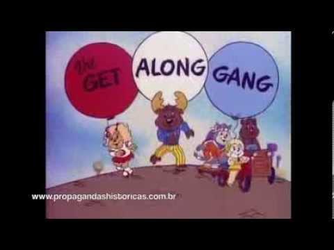 Nossa Turma (Get Along Gang) - Abertura