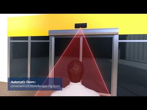Indoor 2D/3D LiDAR Sensor / ToF