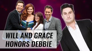 Will and Grace Honors Debbie Reynolds | Naughty But Nice