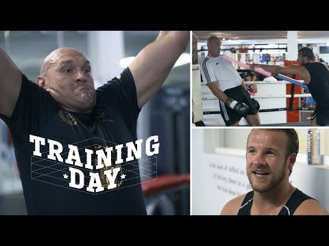 Training Day: Inside Tyson Fury and Ben Davison's camp