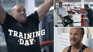 Training Day: Inside Tyson Fury and Ben Davison