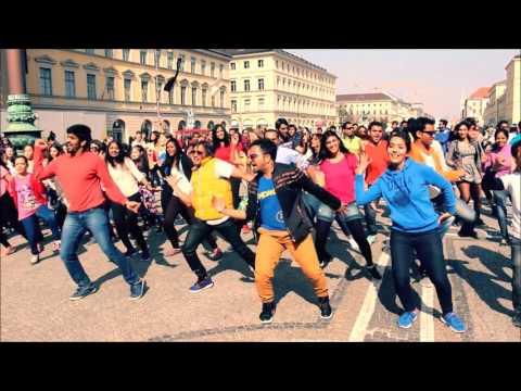 International Bollywood Flash Mob | Munich 2016