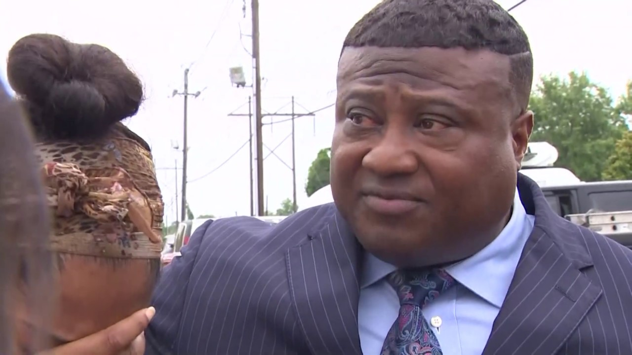 Full Raw video: Quanell X And Brittany Bowens Full News Conference