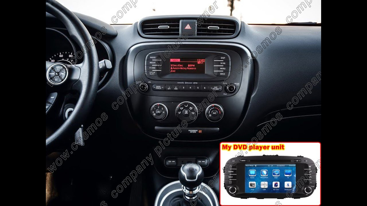 ksp for kia soul car dvd player gps navigation in dash. Black Bedroom Furniture Sets. Home Design Ideas