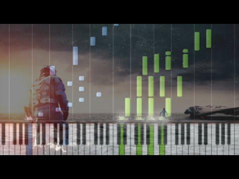 Interstellar  Advanced Piano Tutorial Tutorials  Hugo