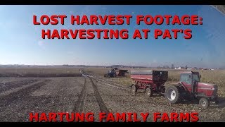 Lost Harvest Footage Harvesting at Pats