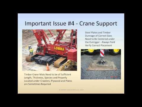 Multi Crane Lifts and the New Tappan Zee Bridge - ITI