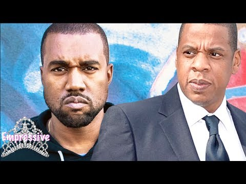 Kanye West is pissed off at Jay-Z's 4:44 album..and he threatens to sue Tidal! Mp3